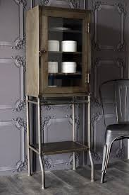 Low Glass Cabinet Finds Industrial Cabinet On Stand Homegirl London
