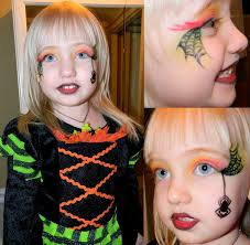 cute and scary witch makeup ideas for toddler witch makeup ideas