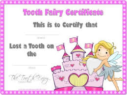 6e33b7b723fbb ad099c4ffe9c6 tooth fairy certificate tooth fairy letters