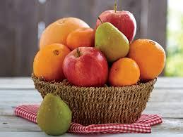 florida citrus apples pear gift baskets