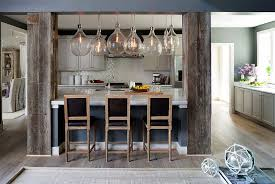 view in gallery structural beams covered with reclaimed wood in the kitchen design fauxwoodbeams