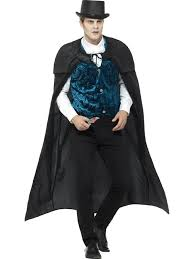Deluxe Victorian Jack The Ripper Costume (SM 46842)