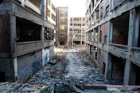 nafta and other trade deals have not gutted american manufacturing  in this photo taken jan 28 2010 the abandoned 3 5 million