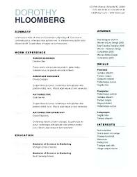 Microsoft Office Resume Template Delectable Word Resume Templates Microsoft Office Puntogovco