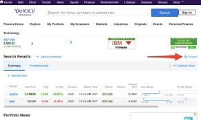 yahoo finance icon. Plain Finance Developers Used The Export To CSV Functionality On This Yahoo Finance Web  Page As An API On Icon E