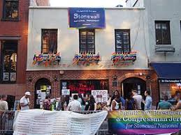 lgbt social movements the stonewall inn in the gay village of greenwich village manhattan site of the 1969 stonewall riots the cradle of the modern lgbt rights movement