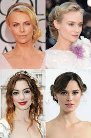 wedding guest hairstyles a list looks