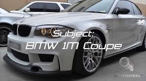 BMW 3 Series bmw 128i body kit : BMW 1M Matt Carbon Fibre Exterior Body Kit and Stage 2 Tune by ...