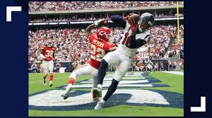 houston texans deandre hopkins donates playoff game check to family of killed in car when