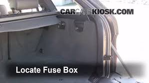 replace a fuse bmw x bmw x is l v locate engine fuse box and remove cover
