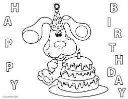 Small Picture Blues Clues Characters Coloring Pages Elioleracom