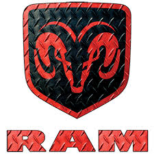 Ram Logo Heat Transfers | T-Shirt Transfers | Iron-On Transfers