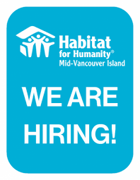 Summer Jobs Two Summer Job Positions Available Habitat For Humanity