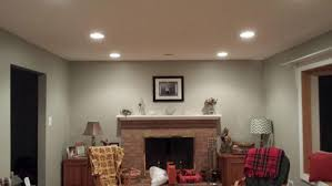how many recessed lights living room ideas
