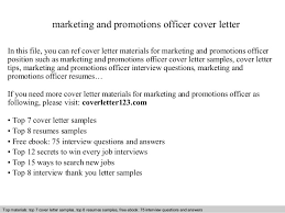 Cover Letters For Promotion Sarahepps Com