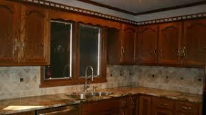 tumbled stone kitchen backsplash. Best Kitchen Tile Backsplashes 2 Places Tumbled Stone Backsplash C