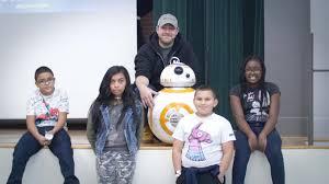 IAMD11 - Adam Wilson from Sphero Visits Queen Palmer Elementary School -  YouTube