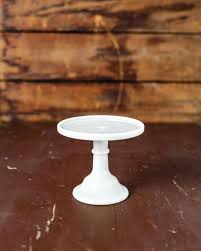 milk glass cake stand 6 nz stands