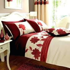 red rose king size bedding gold comforter sets silk with and decorations best duvet covers images