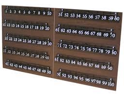 Wood Valet Key Board Hooks Hook Spot