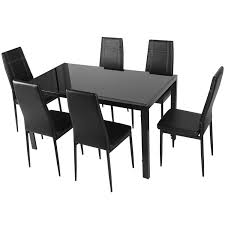 Merax Maynard 7 Piece Dining Set Reviews Wayfair