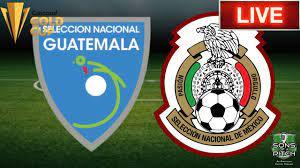 Mexico vs Guatemala LIVE Stream ...