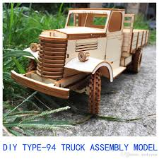 2018 3d wooden dump truck building kit large diy wood car creative construction toy for kids from mickyyear 40 2 dhgate com