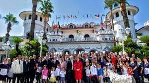 Il Castello delle Cerimonie parte con le sontuose nozze di Giusy Attanasio