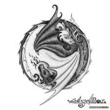 эскизы тату инь ян клуб татуировки фото тату значения эскизы