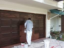 painting garage door5 Simple Steps To Paint Your Garage Doors Marietta GA