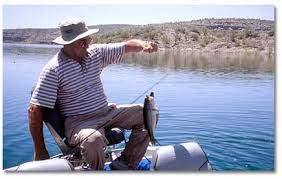 Lake Pleasant Water Level Chart Fishing Lake Pleasant Desertusa