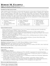 targeted resume examples resume samples types of resume formats examples templates