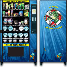 Fishing Vending Machine Awesome The Best In Live Bait And Tackle Vending Machines Live Bait