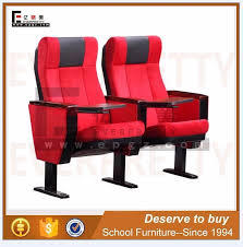 Modern School Furniture Mesmerizing China Modern Theater Furniture Folding Theater Auditorium Chair With