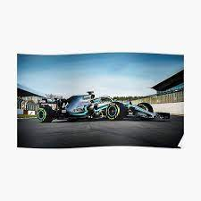 Find great deals on ebay for mercedes benz poster. Mercedes F1 Posters Redbubble