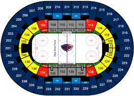 North Charleston Coliseum Seating Chart North Charleston Coliseum