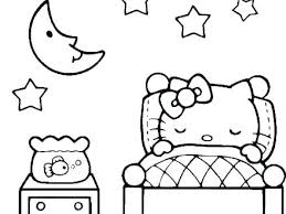 Hello Kitty Colring Sheets Free Hello Kitty Coloring Pages Thewarfareismental Info