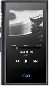 Купить <b>MP3 плеер FIIO M9</b> Black flash 2ГБ черный в интернет ...