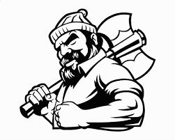 mountaineer mascot clipart. lumberjack 0018 mountaineer mascot clipart s