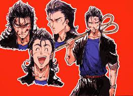 Robin در توییتر 斎岡 悠最ときおか ゆうさい 昭和ヤンキーみたいな