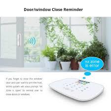 Online Shop KERUI 3G <b>WiFi GSM</b> Security Alarm System PSTN ...