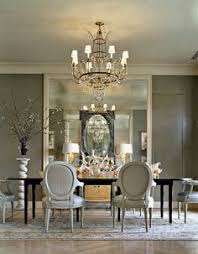 silver white dining room elegant exceptional design gray walls mirrors walls chandelier black accents decorating home decor ideas renovating living rooms