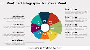 Powerpoint Chart Templates Pie Chart Infographic For Powerpoint Presentationgo Com