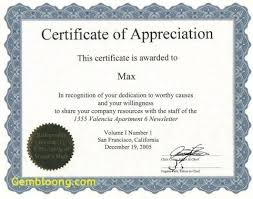 Certificate Of Recognition Template Free Download Certificate Border Projects To Try Pinterest Appreciation Example