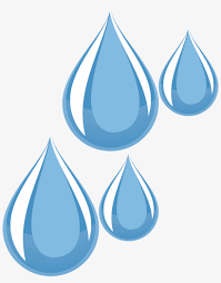 Water Drops Clipart File - Drop - 1371x1686 PNG Download - PNGkit