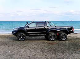 Bulgaria Has Built the Best Toyota Hilux Ever - The Drive