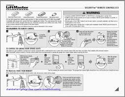 20 inspirational chamberlain garage door opener troubleshooting opdate with regard to liftmaster manual inspirations 4