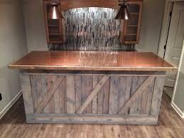 Rustic Bar Top Ideas