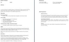 Things To Put On A Resume What Put Resume In Report Cover