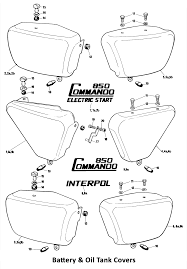 1975 norton mando wiring diagram toyota camry tail light wiring